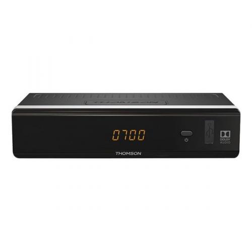 DVB-T2 přijímač Thomson THT712 černý