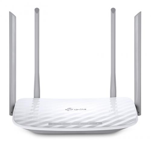 Router TP-Link Archer C50 V3 + IP TV na 1 měsíc ZDARMA bílý