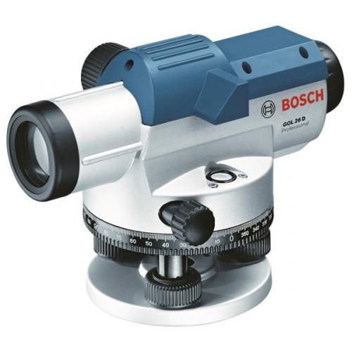 Bosch GOL 26 D Professional + BT 160 + GR 500
