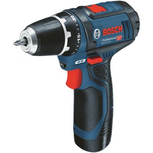 Bosch GSR 12V-15, 0601868122