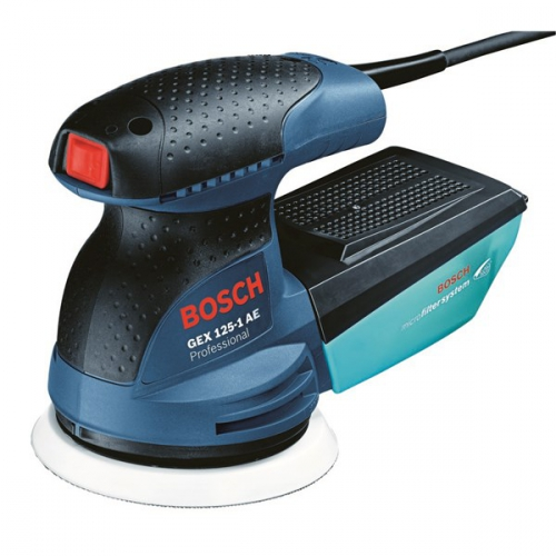 Excentrická bruska Bosch GEX 125-1 AE, 0601387500