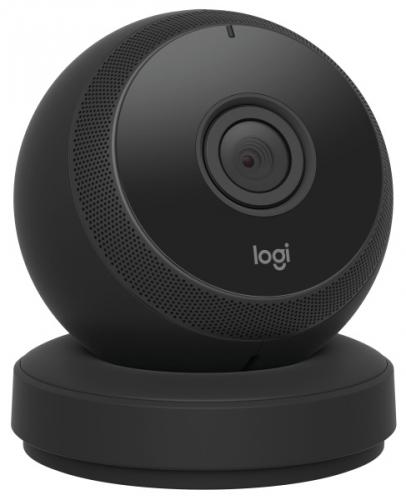 Logitech Circle Home černá