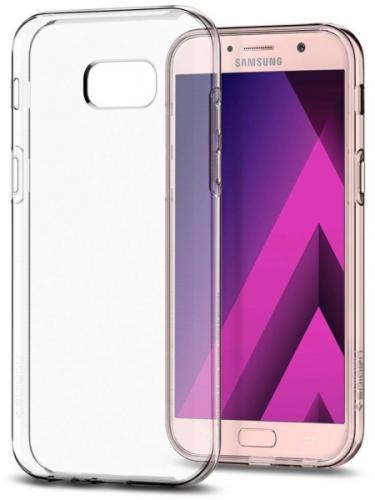 Spigen Liquid Crystal Samsung Galaxy A5 (2017) průhledný