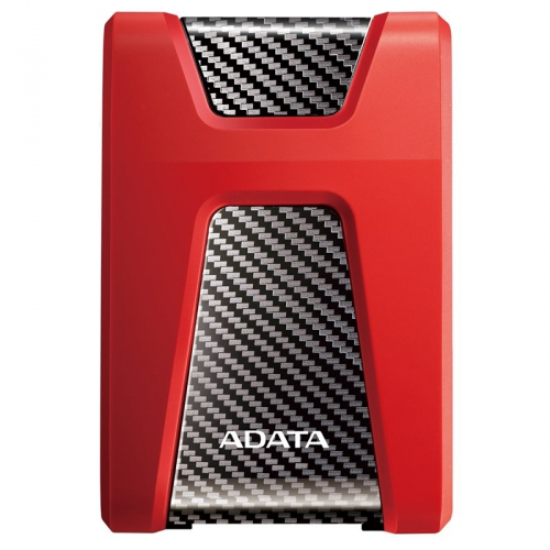 ADATA HD650 2TB červený