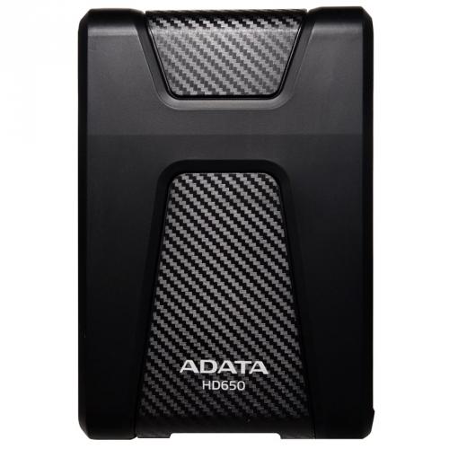 ADATA HD650 2TB černý