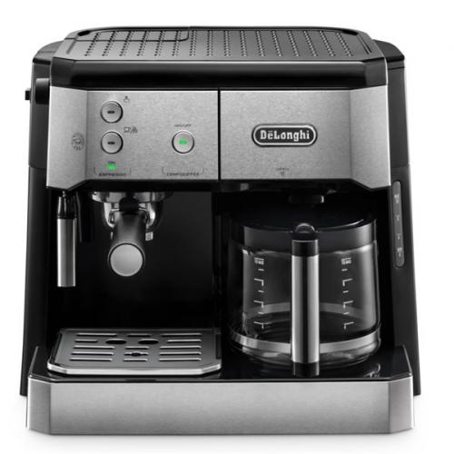 Espresso DeLonghi BCO421.S černé/stříbrné + DOPRAVA ZDARMA