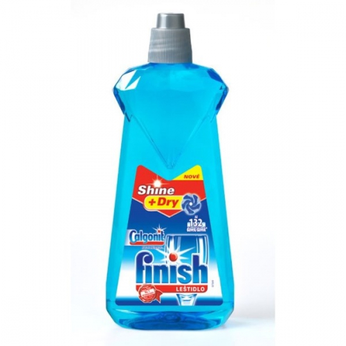 Fotografie FINISH Leštidlo Shine&Dry Regular 400 ml