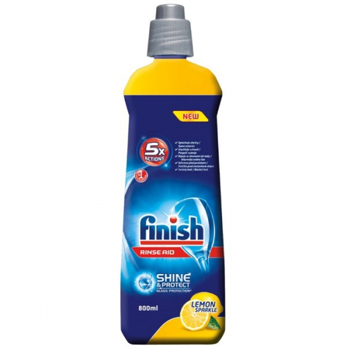 Leštidlo do myčky Finish 800 ml