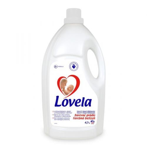 LOVELA gel color 4,7 L / 50 pracích dávek