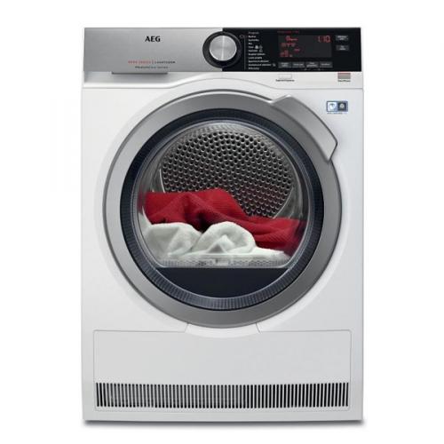 Sušička prádla AEG T8DBC49SC bílá