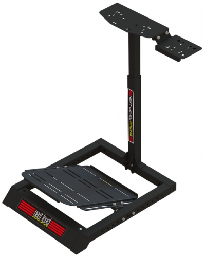 Stojan pro volant Next Level Racing Wheel Stand Lite černý