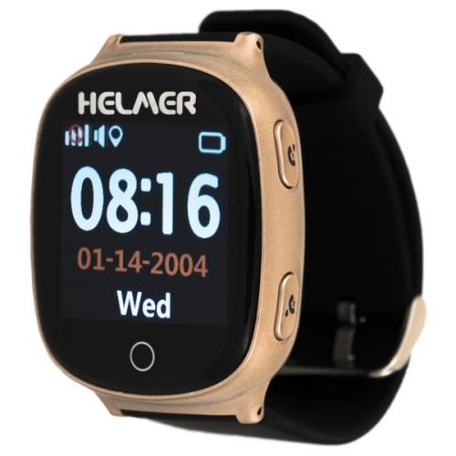 Helmer LK 705 dětské s GPS lokátorem