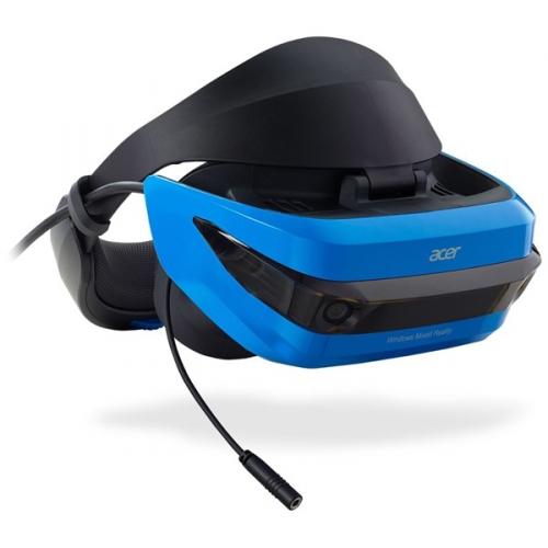 Acer Windows Mixed Reality Headset AH101 + ovladače černá/modrá
