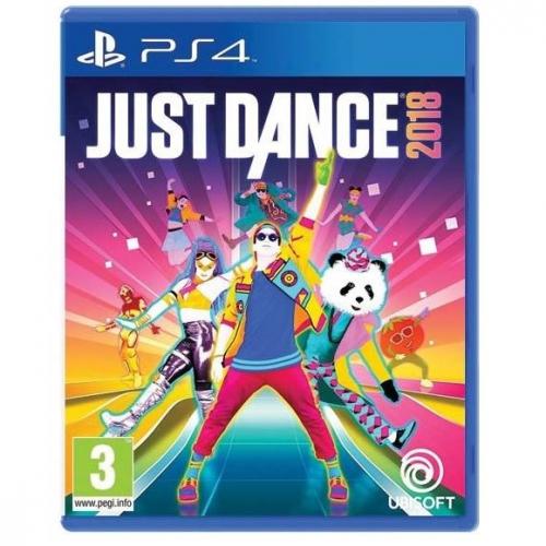 Ubisoft PlayStation 4 Just Dance 2018
