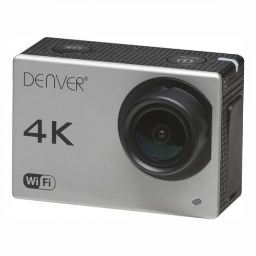 Denver ACK-8060W černá/stříbrná