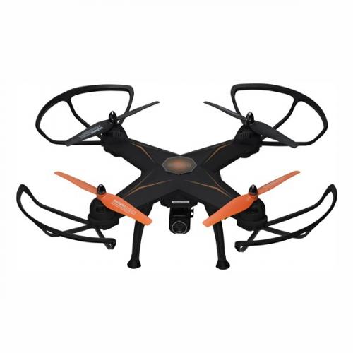 Denver DCH-640 černý/oranžový