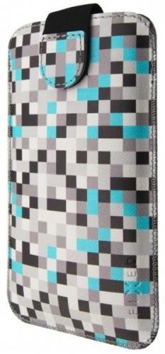 "FIXED Soft Slim Elements 4XL (vhodné pro 5"") - grey dice"