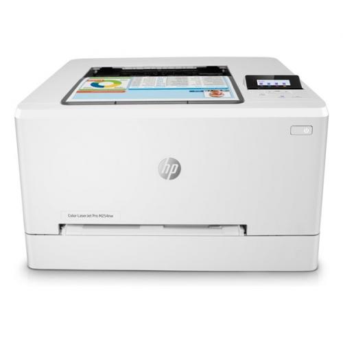 Tiskárna laserová HP LaserJet Pro M254nw bílá