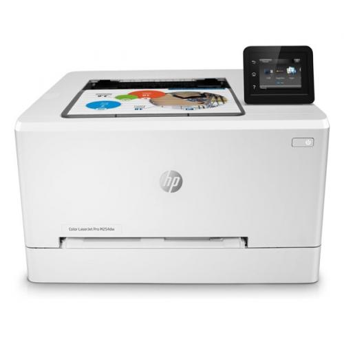 Tiskárna laserová HP LaserJet Pro M254dw bílá