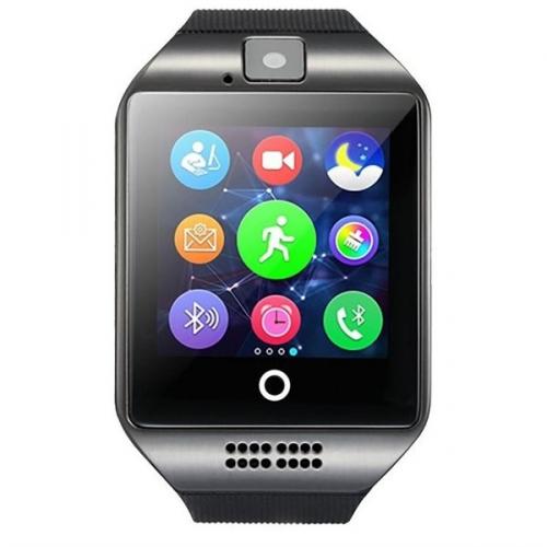 Chytré hodinky IMMAX SW7 SIM černé