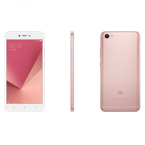 Xiaomi Redmi Note 5A CZ LTE Dual SIM růžový