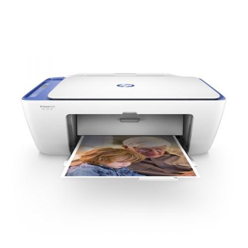 HP DeskJet 2630 All-in-One bílá/modrá