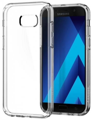 Spigen Ultra Hybrid Samsung Galaxy A5 (2017) průhledný