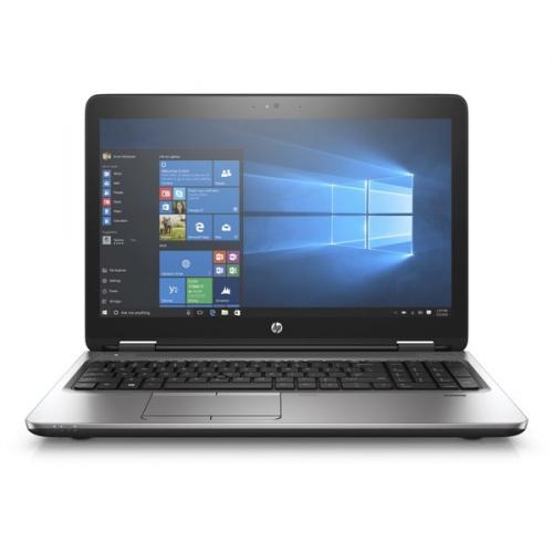 HP ProBook 650 G3 stříbrný