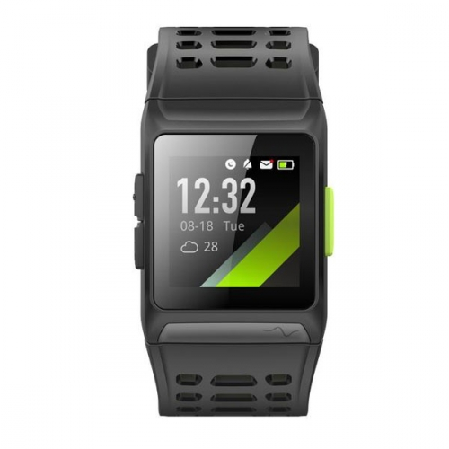 Fitness náramek Umax U-Band P1 GPS černý