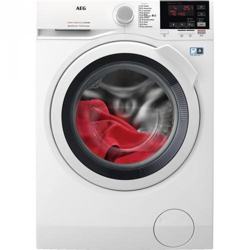 Pračka se sušičkou AEG Dualsense® L7WBG47W bílá