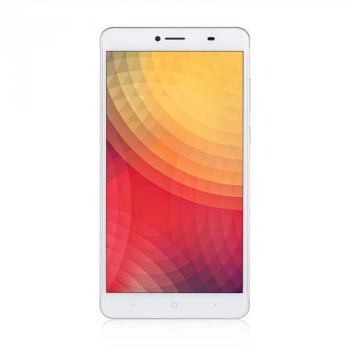 Doogee Y6 MAX 3D Dual SIM 3 GB + 32 GB zlatý
