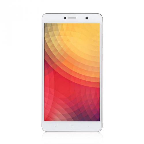 Doogee Y6 MAX 3D Dual SIM 3 GB + 32 GB stříbrný