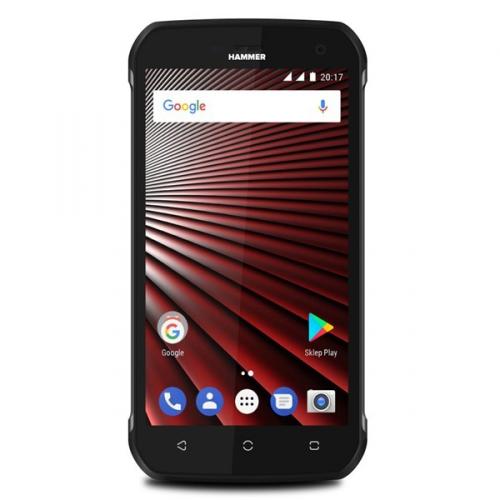 myPhone Hammer Blade Dual SIM stříbrný