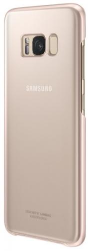 Samsung Clear Cover pro Galaxy S8 (EF-QG950C) růžový