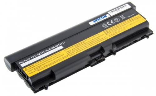 "Baterie Avacom pro Lenovo ThinkPad T410/SL510/Edge 14""/Edge 15"" Li-Ion 11,1V 8700mAh"