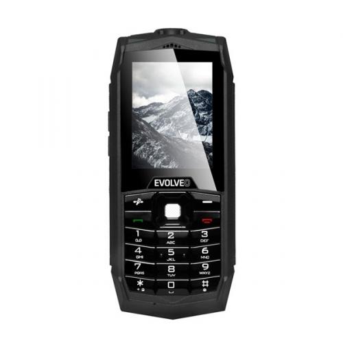 Evolveo StrongPhone Z1 Dual SIM černý