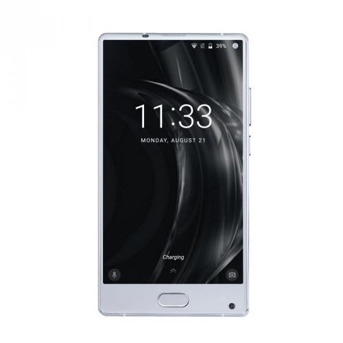 Doogee MIX Dual SIM 6 GB + 64 GB stříbrný