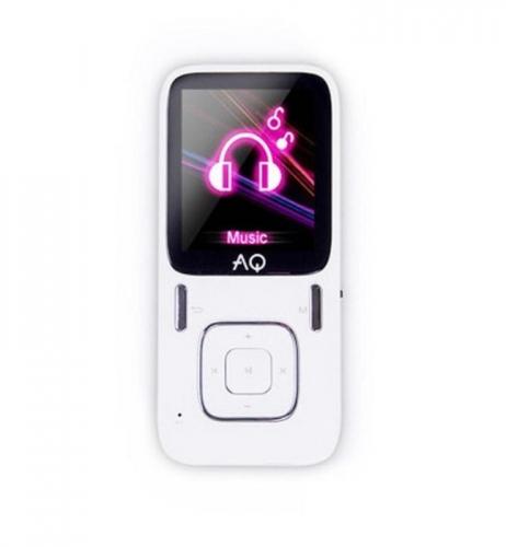MP4 přehrávač AQ MP02WH bílý
