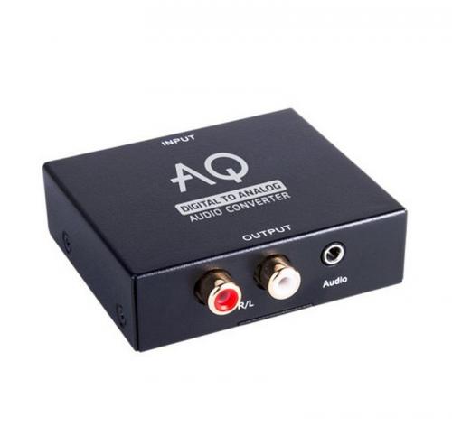AQ AC01DA černý
