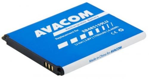 Avacom pro Samsung Galaxy Xcover 2, Li-Ion 3,8V 1700mAh, (náhrada EB485159LU)