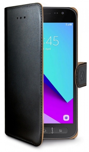 Celly Wally pro Samsung Galaxy Xcover 4 (G390) černé