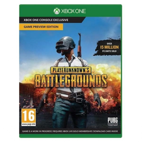 Hra Microsoft PlayerUnknown's Battlegrounds Preview Edition