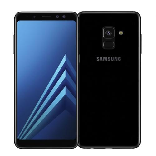 Samsung Galaxy A8 Dual SIM - Black + dárek