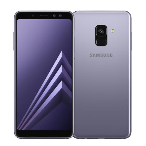 Samsung Galaxy A8 Dual SIM - Orchid Gray + dárek