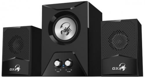 Reproduktory Genius GX Gaming SW-G2.1 500 černé