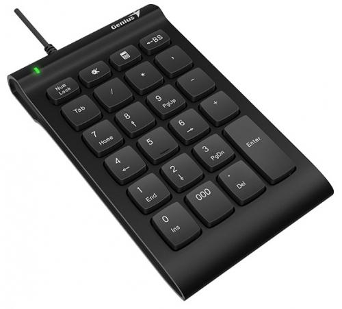 Klávesnice Genius NumPad i130 černá
