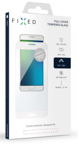 FIXED Full-Cover pro Samsung Galaxy A3 (2017)