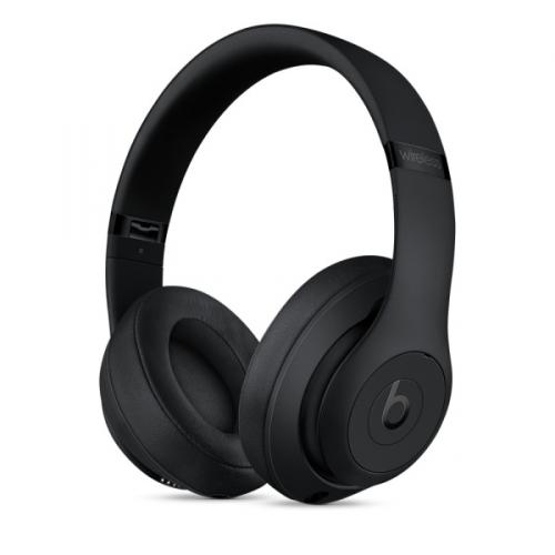 Sluchátka Beats Studio3 Wireless - matně černá + DOPRAVA ZDARMA