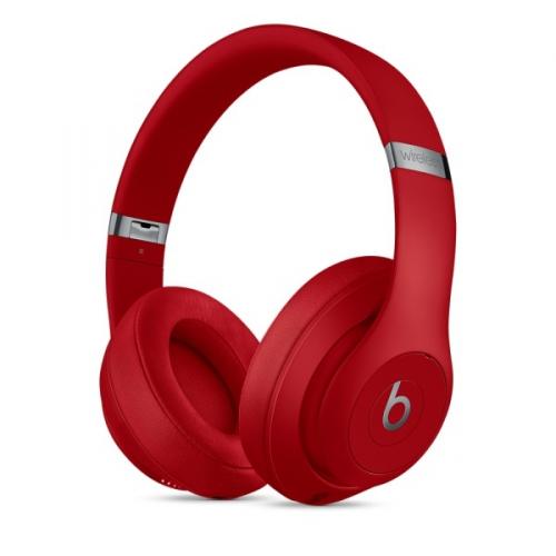 Sluchátka Beats Studio3 Wireless červená + DOPRAVA ZDARMA
