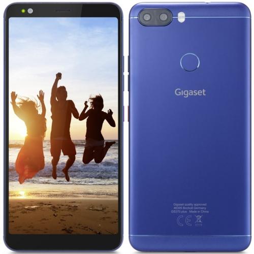 Mobilní telefon Gigaset GS370+ Dual SIM modrý